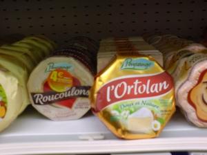 Paysange cheese - Convient aux végétariens