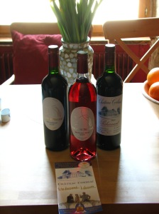 Vegetarian-vegan wine from Bergerac