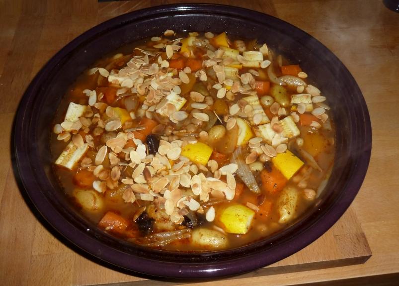 Vegetarian Moroccan Tagine Recipe | Vegetarian and Vegan France